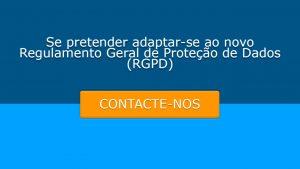 Banner RGPD