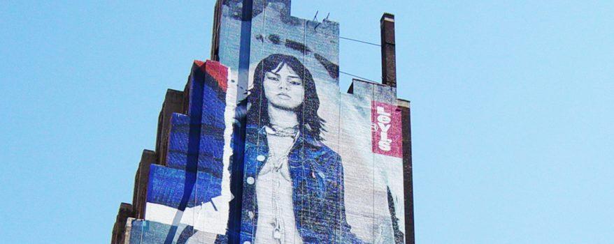 Publicidade em arte urbana