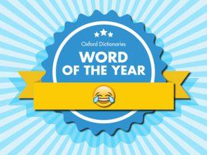 emojis nas redes sociais - palavra do ano em 2015
