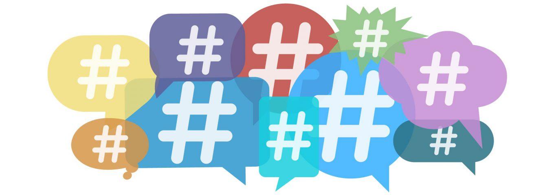 Como usar hashtags nas redes sociais