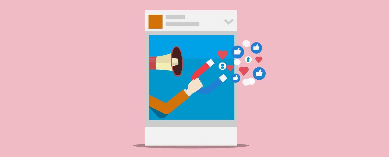 Uso de influencers no marketing digital
