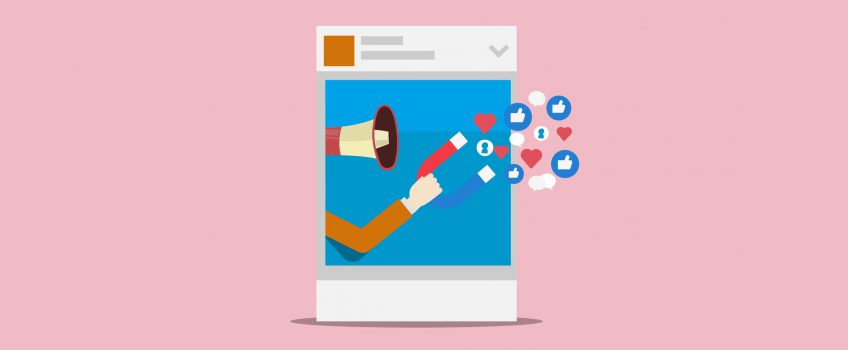 Uso de influencers no marketing digital