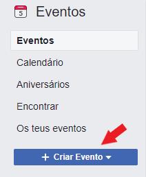 como criar um evento no facebook 2