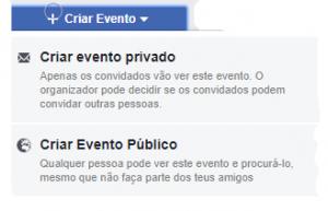como criar um evento no facebook 3