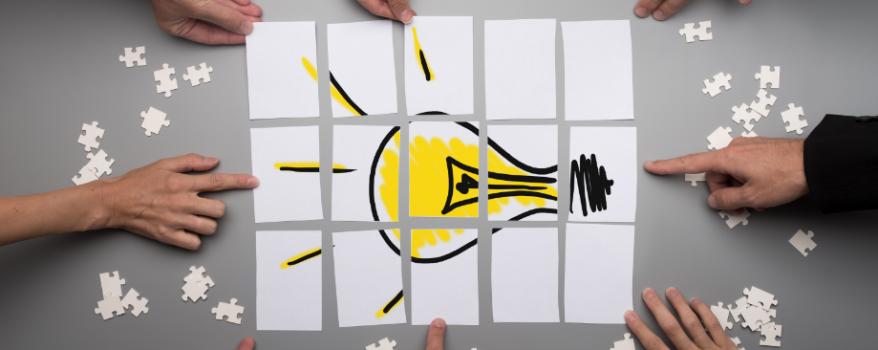 Metodologia para geração de ideias brilhantes